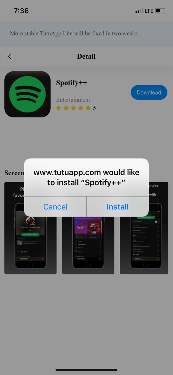TuTuApp Lite | Download TuTuApp Lite App on iOS(iPhone/iPad